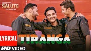 Tiranga (Full Lyrical Song) Nachchatar Gill, Firoz Khan | Nav Bajwa, Sumitra Pednekar