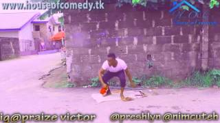 House of Comedy (Fake Begger) (Nigerian Comedy)