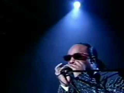 Stevie Wonder - Isn&#039;t She Lovely (Live in Japan, 1990)