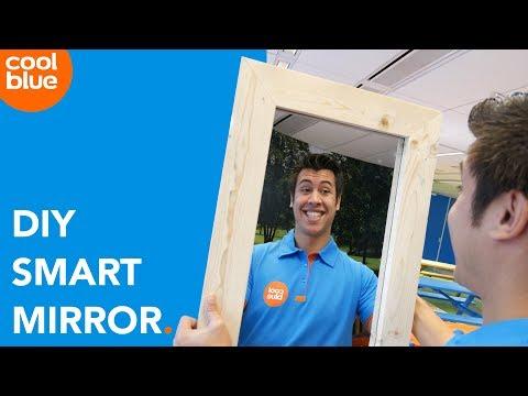 Hoe maak je een Smart Mirror?