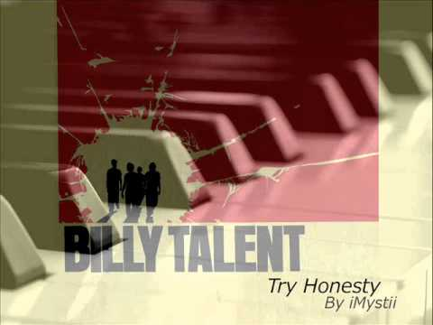 Billy Talent Try Honesty Try Honesty Billy Talent