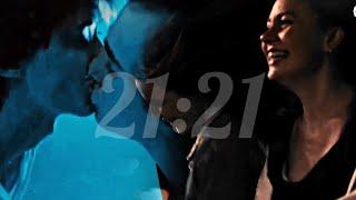 Cris & Joana/Even & Isak // 21:21