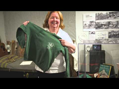 Tell Us Your Camp Story Harriman Park Camps 100 Years Exhibit 2013 part 3