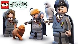 LEGO Harry Potter: Years 1-4 - Part 2 (Walkthrough, Commentary)