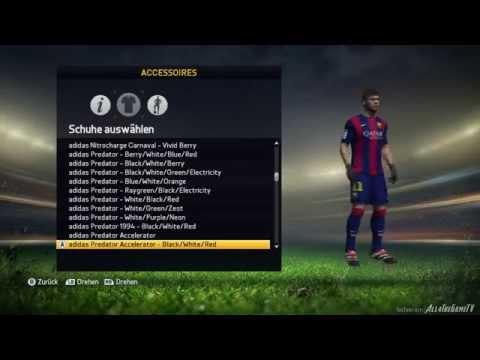 FIFA 15   UNLOCK ALL HIDDEN BOOTS   Hypervenom. Mercurial. Predator & more !
