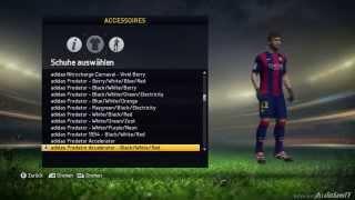 FIFA 15   UNLOCK ALL HIDDEN BOOTS   Hypervenom, Mercurial, Predator & more !