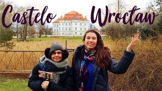 O Castelo de Wroclaw - na nossa cidade tem um castelo do século XII