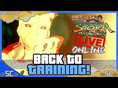 ●i'm Rusty - Back To Training! (live Online #89) | Naruto Revolution● video