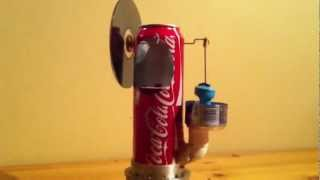 Coca Cola Can Engine (new)