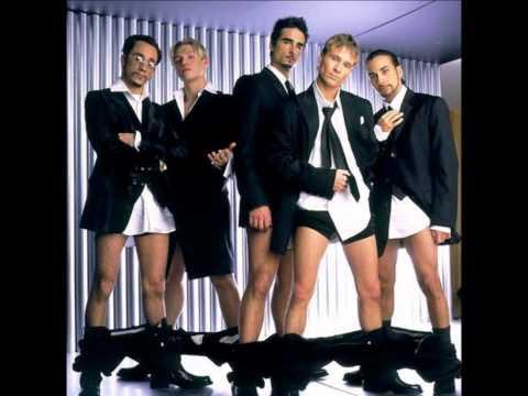 Backstreet Boys - I want it that way (Metal remix)