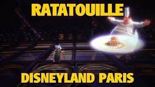 Ratatouille: L'Aventure Totalement Toquée de Rémy POV | Disneyland Paris
