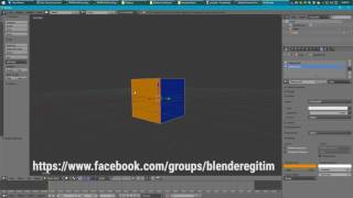 Blender viewport transparency