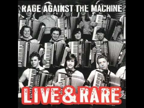 Rage Against the Machine - Darkness, Live & Rare (1998)