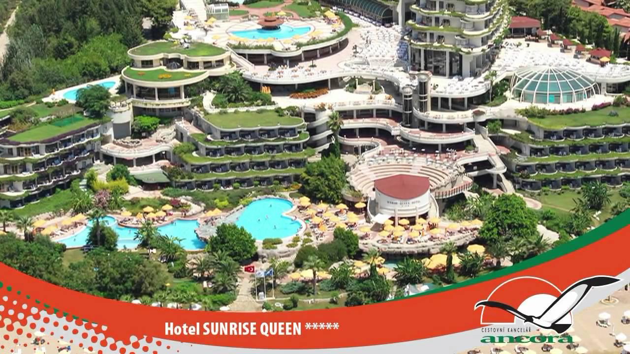 Sunrise park resort  spa, kizilagac 5* (турция, сиде) - сунрисе парк ресорт  спа, кизилагац 5