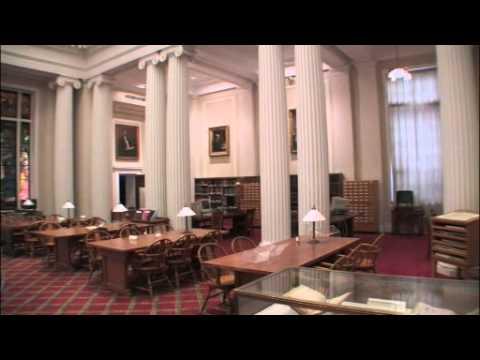 Treasures of New York: The New-York Historical Society