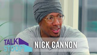 Nick Cannon Talks Co-Parenting with Mariah Carey | Talk Stoop