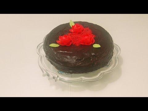 """Шоколадный торт. Торт """"Прага"""" по ГОСТу. Пошаговый рецепт."""