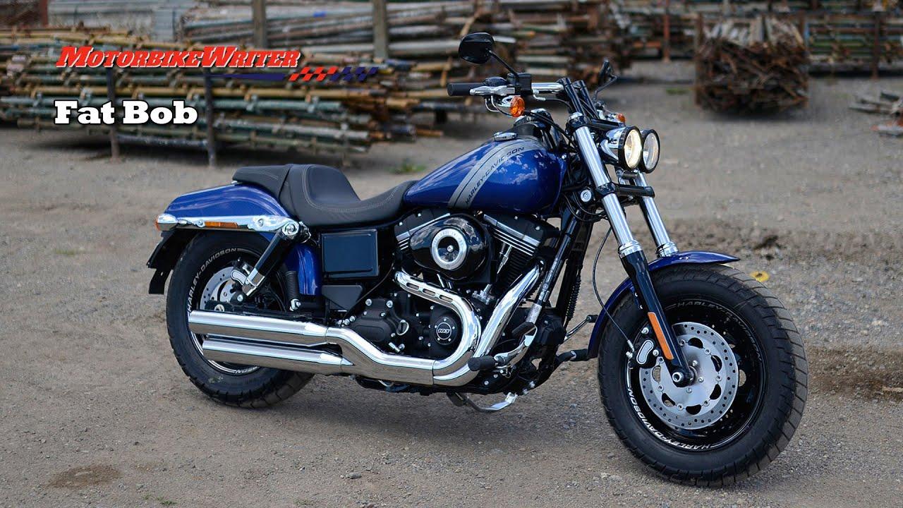 Harley Davidson Bob: Harley Davidson Dyna Fat Bob