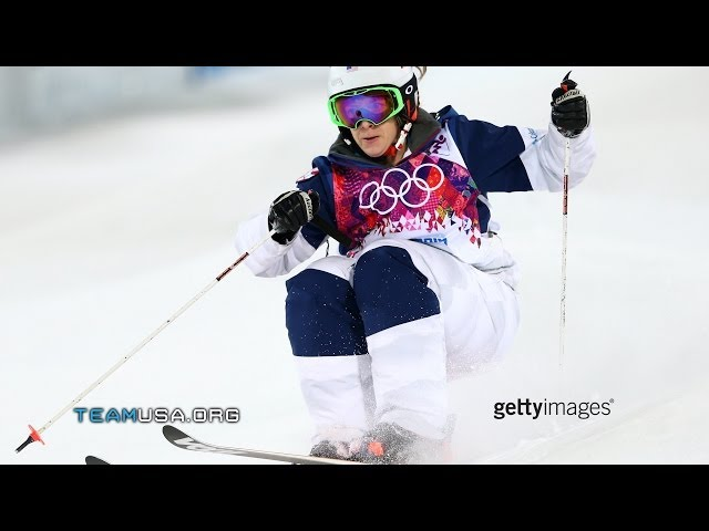 2014 Bronze Medalist Hannah Kearney | Team USA In Sochi