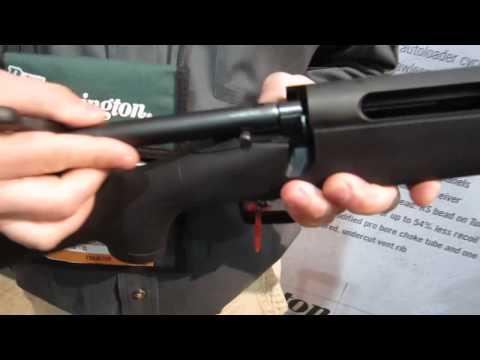 Remington 783 - New 2013 model at SHOT Show 2013