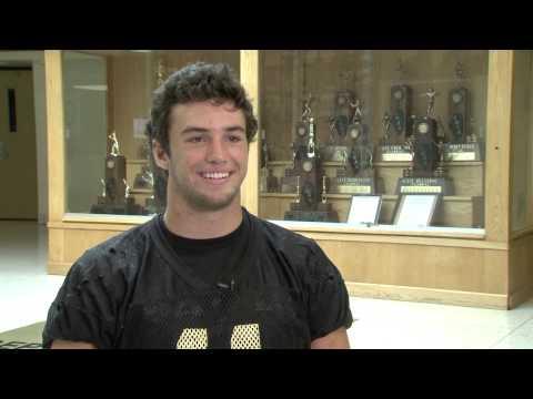 Xfinity Prep Profile: Luke Greenberg, Glenbard North High School