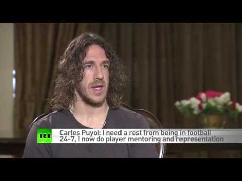 Money can buy you star players, but won't win you titles – Barcelona FC star Carles Puyol