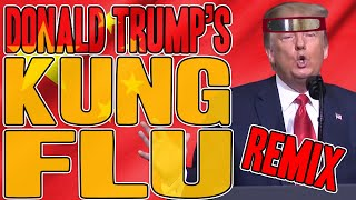 Video: Kung Flu COVID-19. The Chinese Virus (Music) - Donald Trump