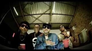 DJ Switch  - Party On The Weekend Ft. Maggz, L-Tido & Ganja Beatz (Official Music Video)