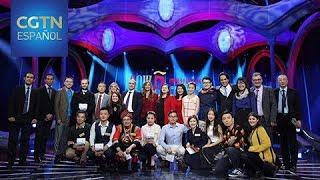 Concluye el I Concurso de Español de CGTN