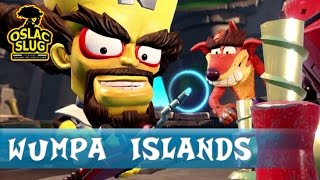 Opening Wumpa Islands -Skylanders Imaginators-