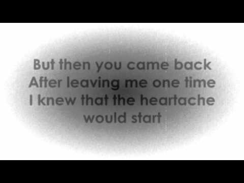 Sad Songs That Make You Cry : Westlife - Please Stay (lyrics Video) video