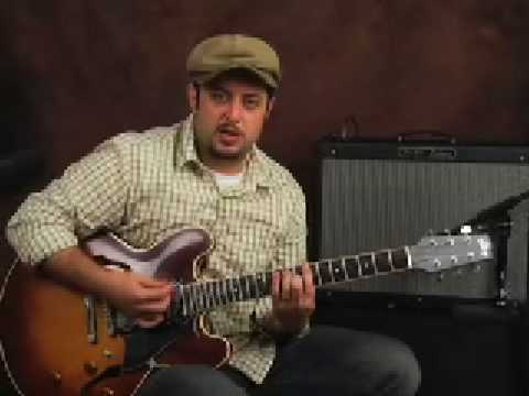 Jazz up your Blues with some swing jazzy blues guitar lesson Music Videos