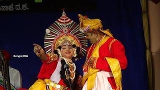 Yakshagana -- Bheeshma prathijne - 4 - Kannimane Ganapathi bhat as Devavrtha