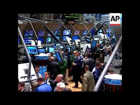 US stocks continue to drop,  global markets follow
