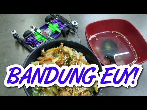 Bandung Euy! (Indonesian Language) 【ミニ四駆】Tamiya Mini 4WD #29