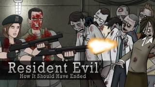 How Resident Evil Should Have Ended