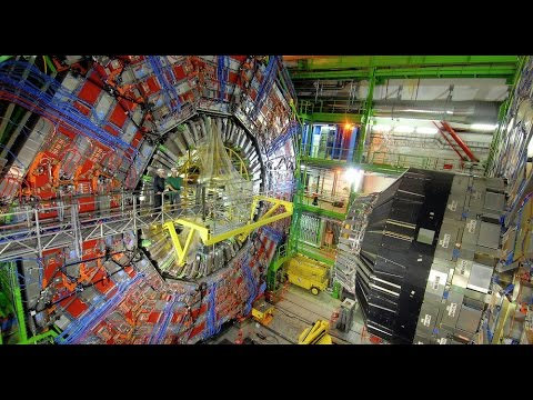 BREAKING NEWS: China Building HUMONGOUS CERN Hadron Super Collider! It'll DWARF Current One!