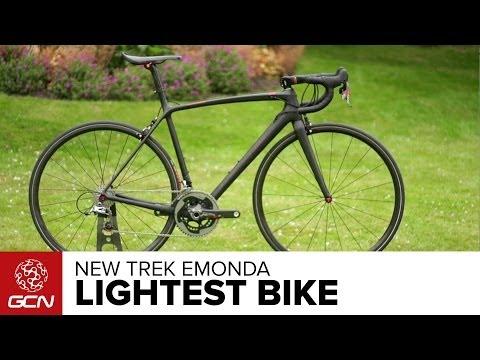 NEW Trek Emonda - Lightest Production Road Bike
