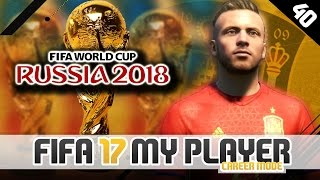 2018 WORLD CUP BEGINS! | FIFA 17 Career Mode Player w/Storylines | Episode #40
