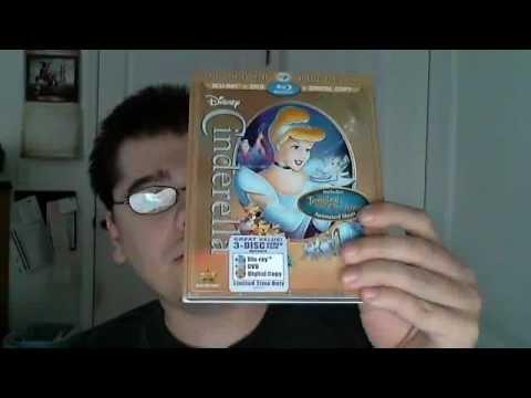 Cinderella 3 Disc Diamond