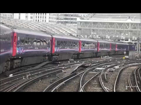 First Great Western HST Diverted from London Waterloo   04/04/15