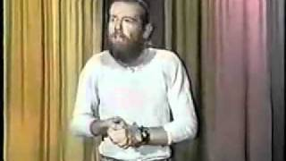 Watch George Carlin Hair Poem video