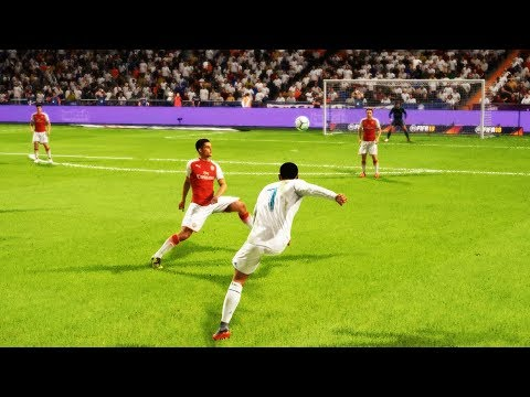 Long Shots From FIFA 94 to 18