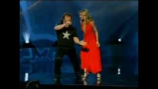 Jack Black And Sarah Michelle Gellar   Movies Kick Ass Mtv Movie Awards