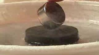 Floating Levitating Magnet