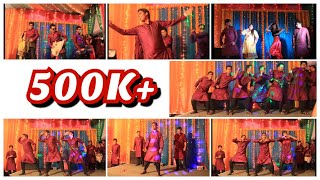 Dance perfomance at Dr. Shimu's Gaye Holud