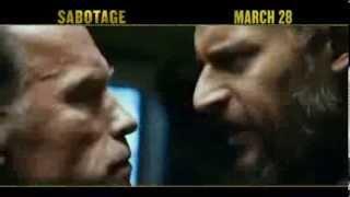 Download SABOTAGE (2014) - TV Spot #1 HD 3Gp Mp4