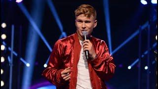 Download Lagu Anton Kröll: Treasure - Bruno Mars - Idol Sverige (TV4) Gratis STAFABAND