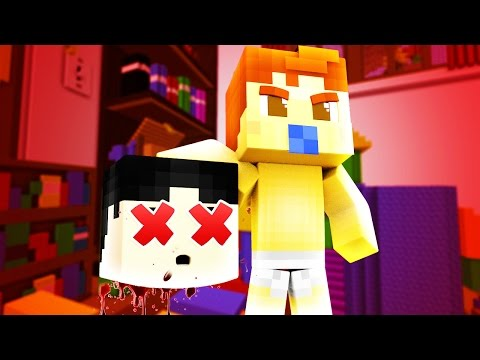 Minecraft | WHO'S YOUR DADDY? BABY KILLS DADDY!