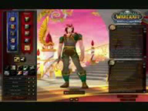 Dorss juega world of warcraft